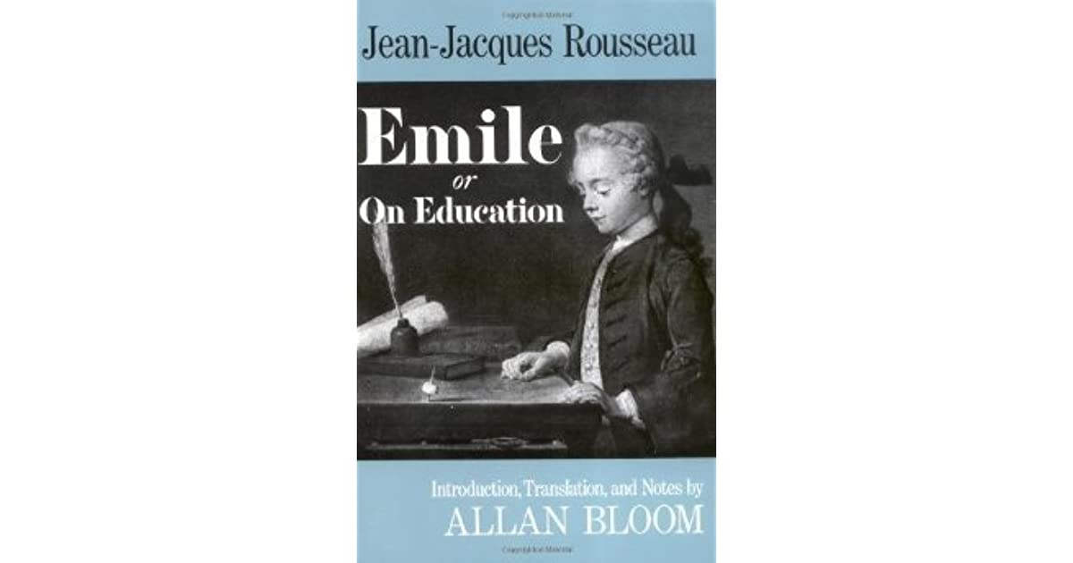 an examination of gender roles in religion in the book emile or on education by jean jacques roussea A qualitative investigation of religion a qualitative investigation of religion, gender to traditionally masculine norms and avoidance/devaluing of roles and.