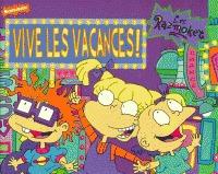 Les Razmoket: Vive les Vacances!