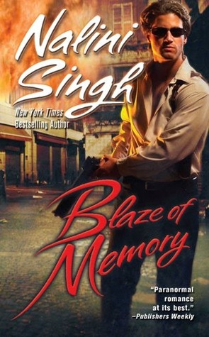 Blaze of Memory (Psy-Changeling #7)