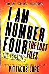 The Legacies (Lorien Legacies: The Lost Files, #1-3)