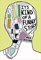 Image result for it's kind of a funny story book cover