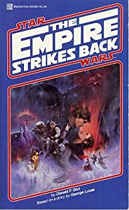The Empire Strikes Back (Star Wars: Novelizations, #5)
