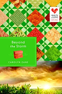 Beyond the Storm (Quilts of Love, #1)