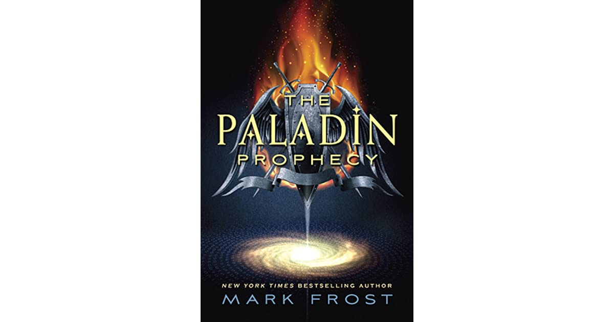 The Paladin Prophecy Book 2