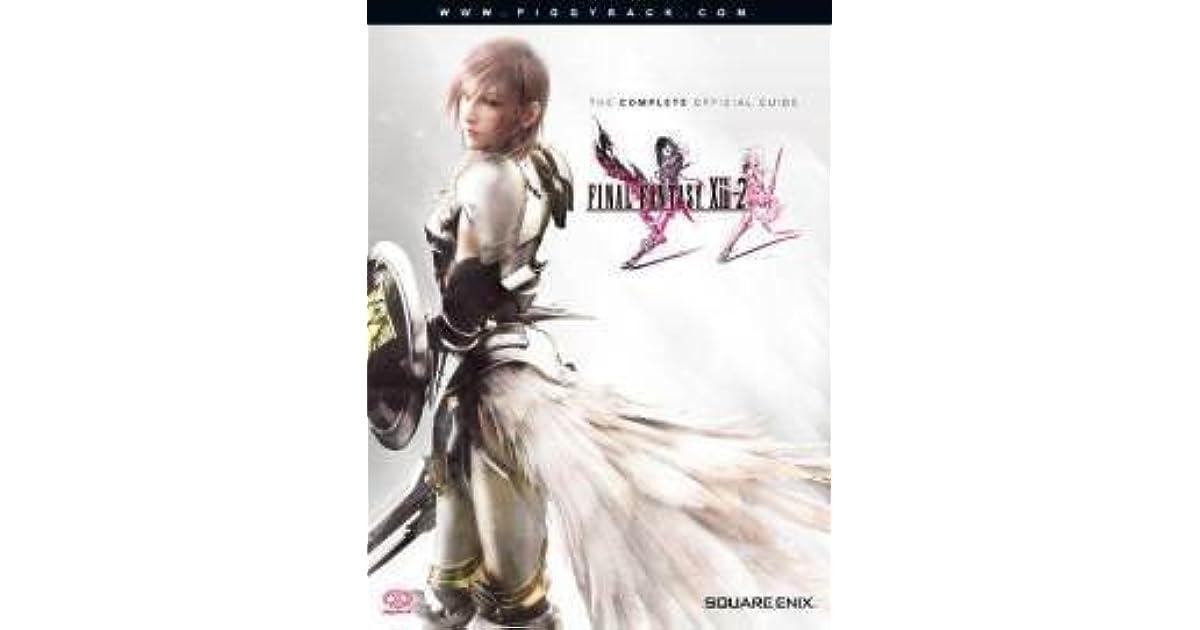 xiii-2 final book fantasy pdf guide