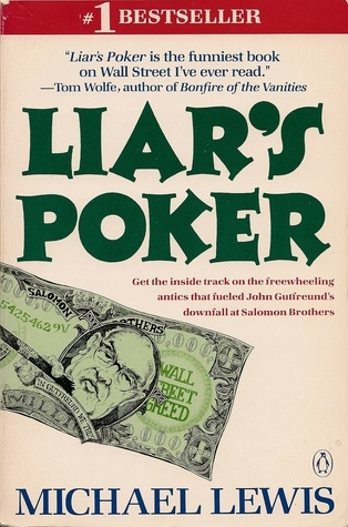 Liars Poker  by  Michael   Lewis