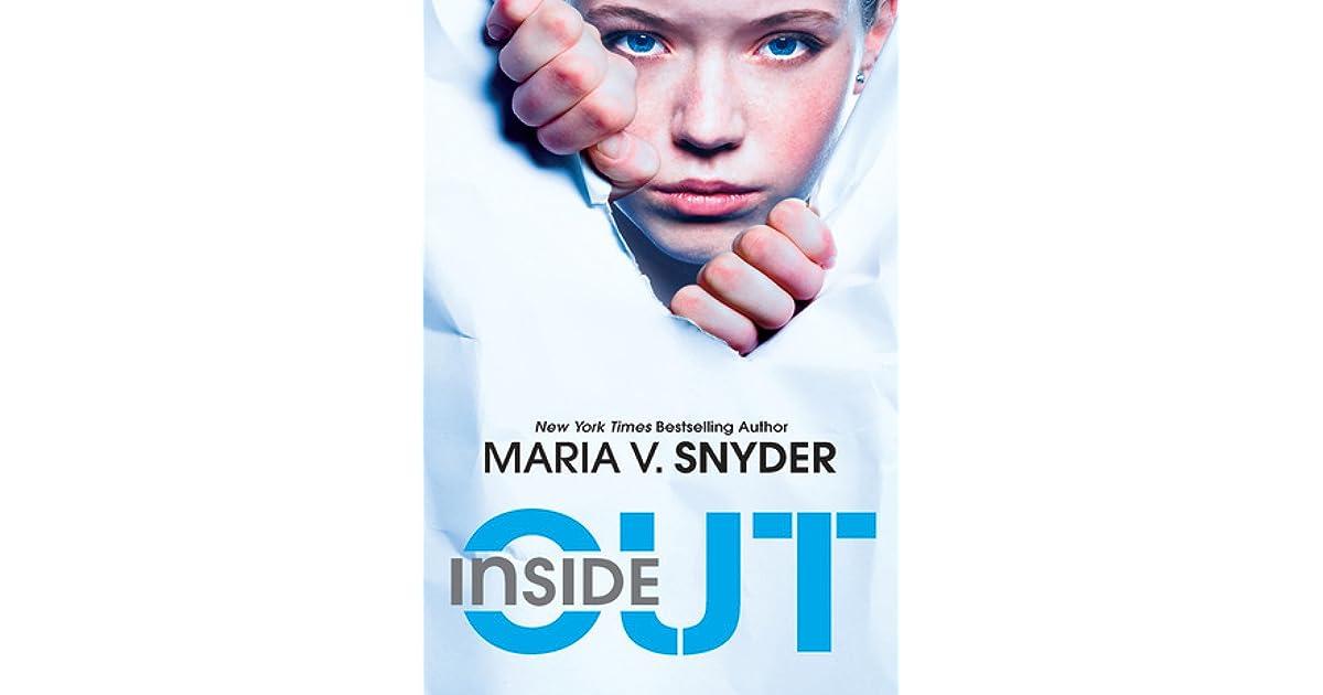 Maria v snyder goodreads giveaways
