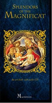 Splendors of the Magnificat: An art book with Audio CD