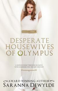 Desperate Housewives of Olympus (Ambrosia Lane #1)