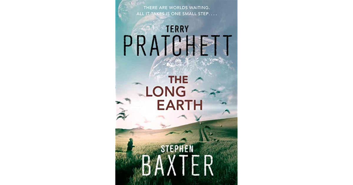 The long earth the long earth 1 by terry pratchett malvernweather
