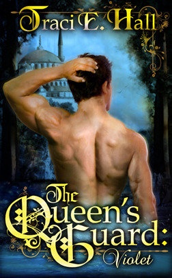 The Queen's Guard: Violet (The Queen's Guard, #1)