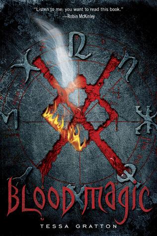 Blood Magic The Blood Journals 1 By Tessa Gratton