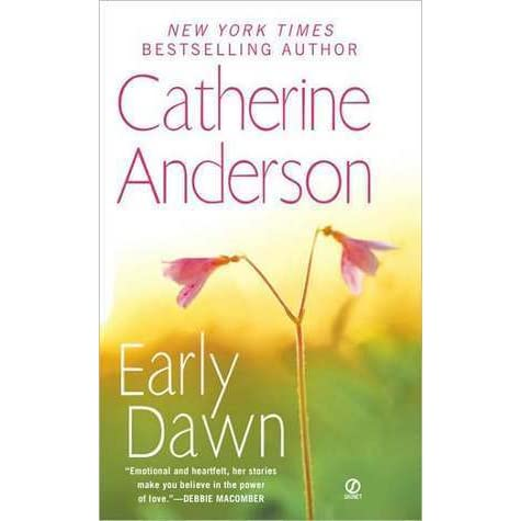 Early Dawn Keegan Paxton 4 By Catherine Anderson