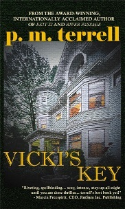 Vicki's Key (Black Swamp Mysteries, #2)