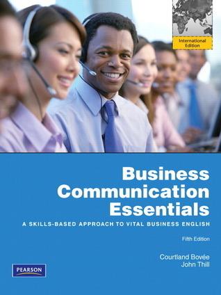 Business Communication Essentials, 6 edition