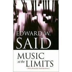 music at the limits said edward