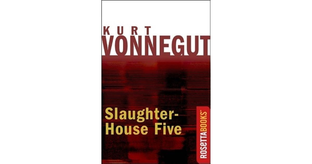 a review of character development in slaughterhouse five by kurt vonnegut