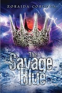 The Savage Blue (The Vicious Deep #2)