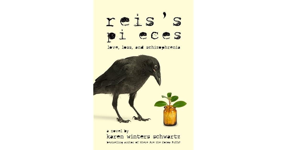 Read Reiss Pieces Love Loss And Schizophernia By Karen Winters Schwartz