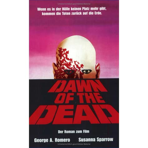Dawn of the Dead Horror movie poster print #2