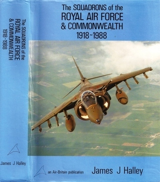 Squadrons of the Royal Air Force and Commonwealth 1918-1988