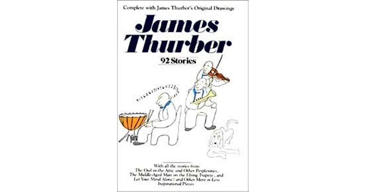 university days james thurber essays