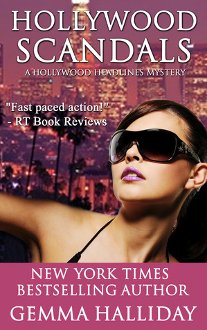 Hollywood Scandals by Gemma Halliday