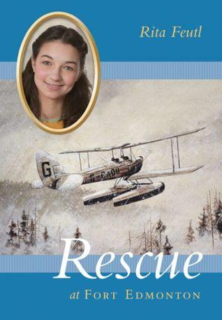 Rescue at Fort Edmonton by Rita Feutl