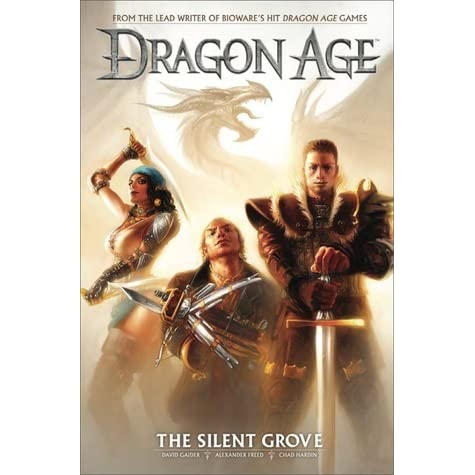 The Silent Grove (Dragon Age Graphic Novels #1) by David Gaider