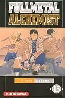 Fullmetal Alchemist, Tome 15 (Fullmetal Alchemist, #15)