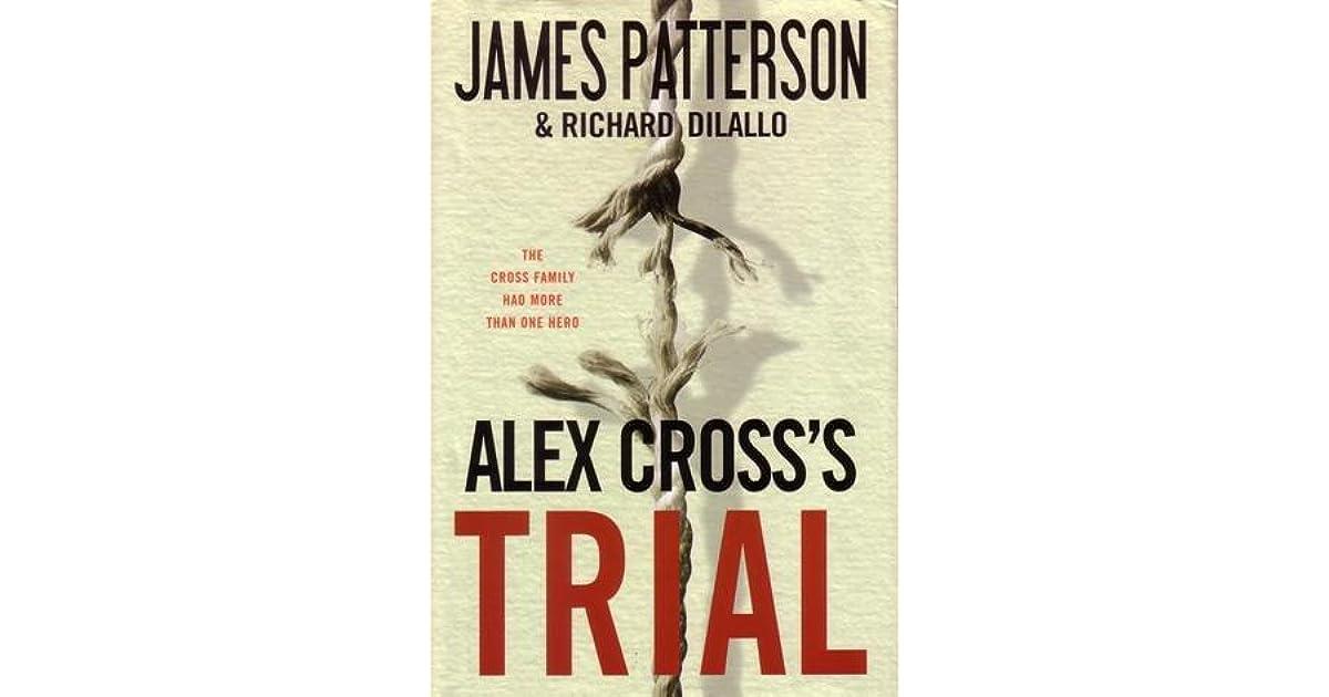 James patterson alex cross goodreads giveaways