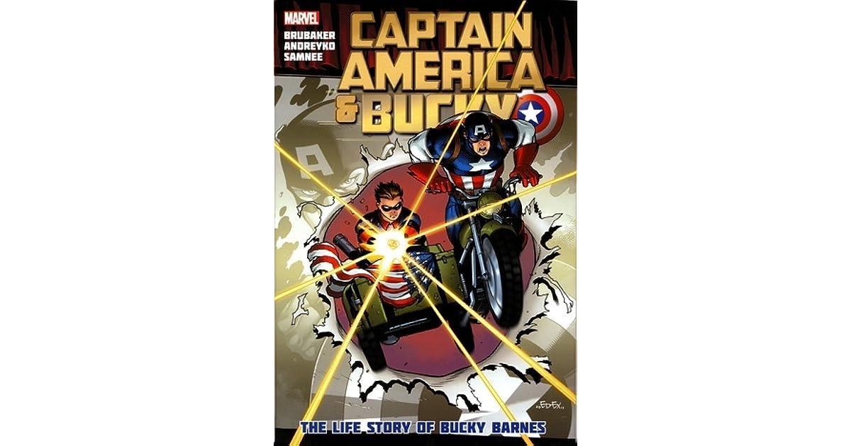 Captain America & Bucky: The Life Story of Bucky Barnes by