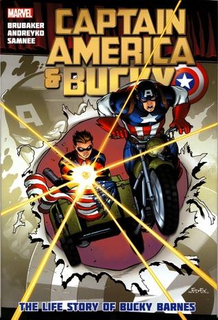 Captain America & Bucky by Ed Brubaker