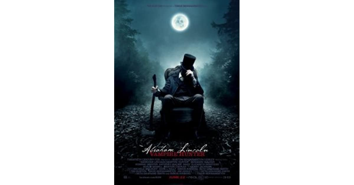 film review of abraham lincoln vampire