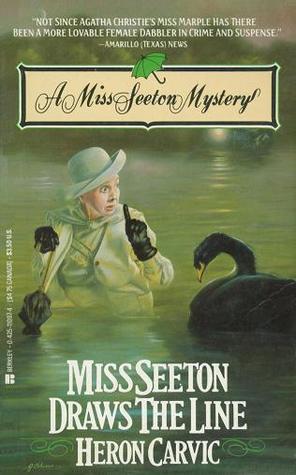 Miss Seeton Draws the Line (Miss Seeton, #2)