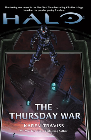 The Thursday War by Karen Traviss