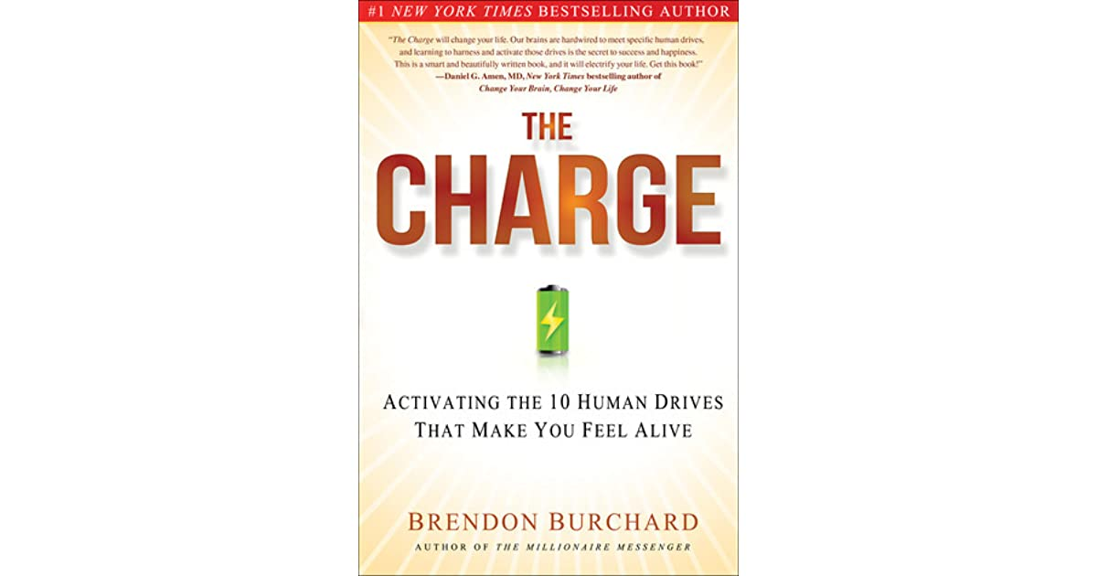 the charge activating the 10 human drives pdf