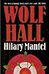 Wolf Hall (Thomas Cromwell #1) cover