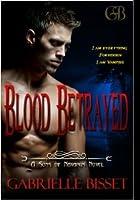 Blood Betrayed (Sons of Navarus, #2)