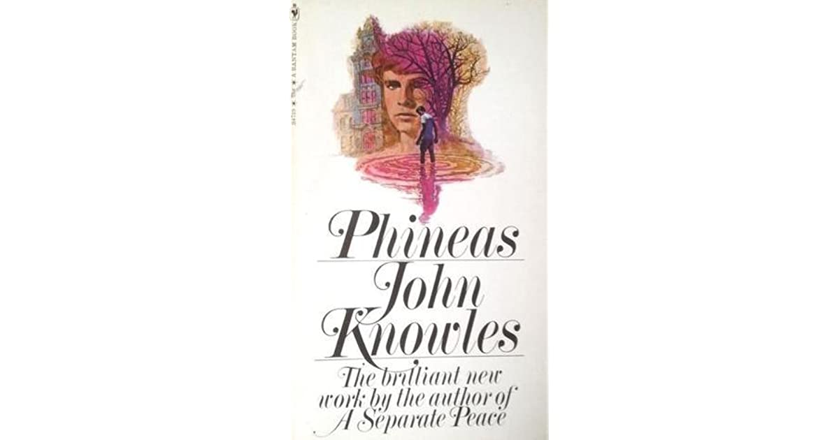 a report on the novel a separate peace by john knowles