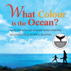What Colour is the Ocean?