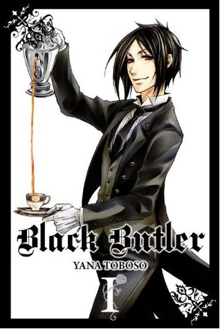 Black Butler, Vol. 1 cover