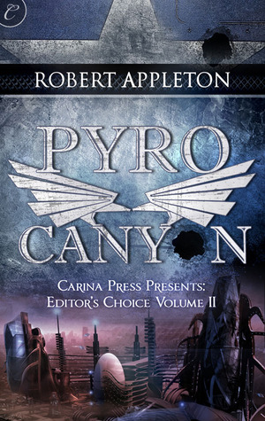 Pyro Canyon (Cosmic Frontiers, #3)