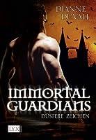 Düstere Zeichen (Immortal Guardians, #1)