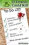 If Errands Could Kill (Minivan Mom Mystery, #1)