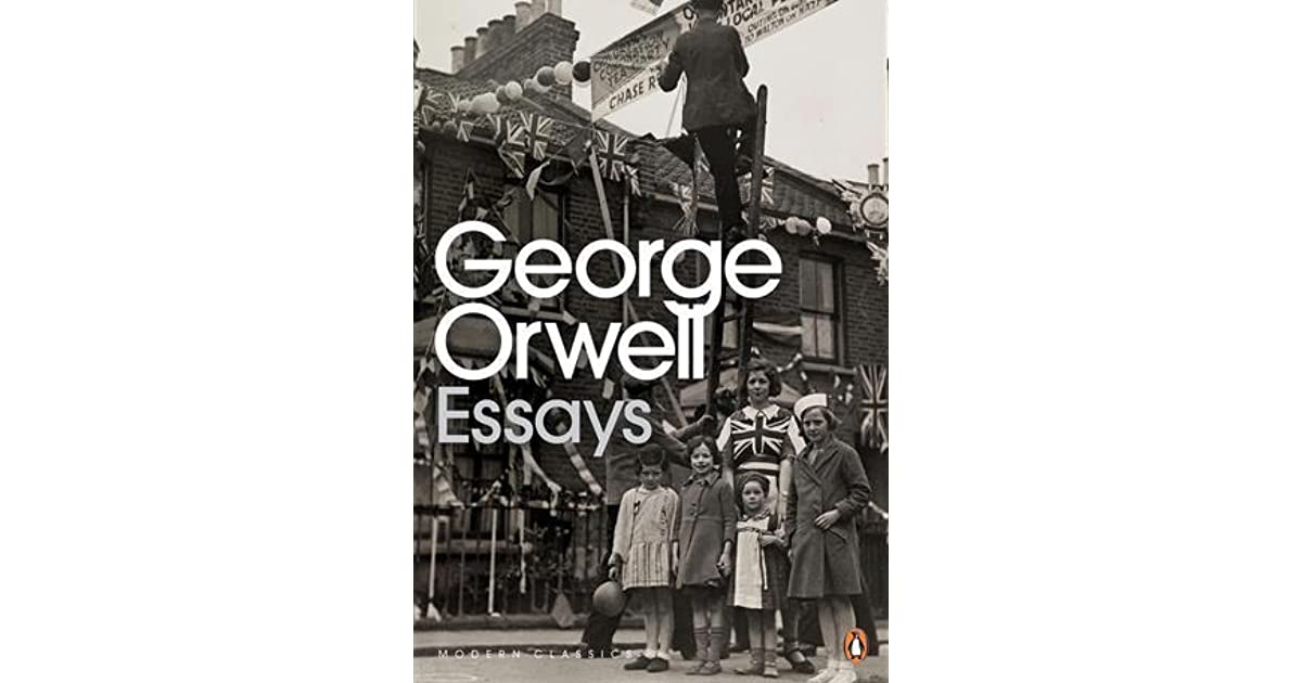 Essay by george orwell