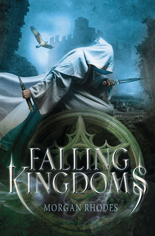 Falling Kingdoms by Morgan Rhodes cover