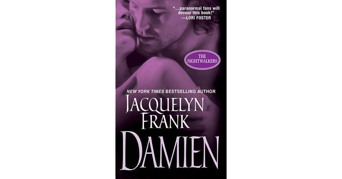 Damien Nightwalkers 4 By Jacquelyn Frank