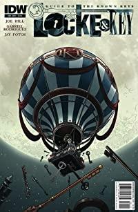 Locke and Key: Guide to the Known Keys