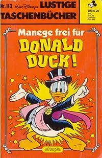 Manege frei für Donald Duck